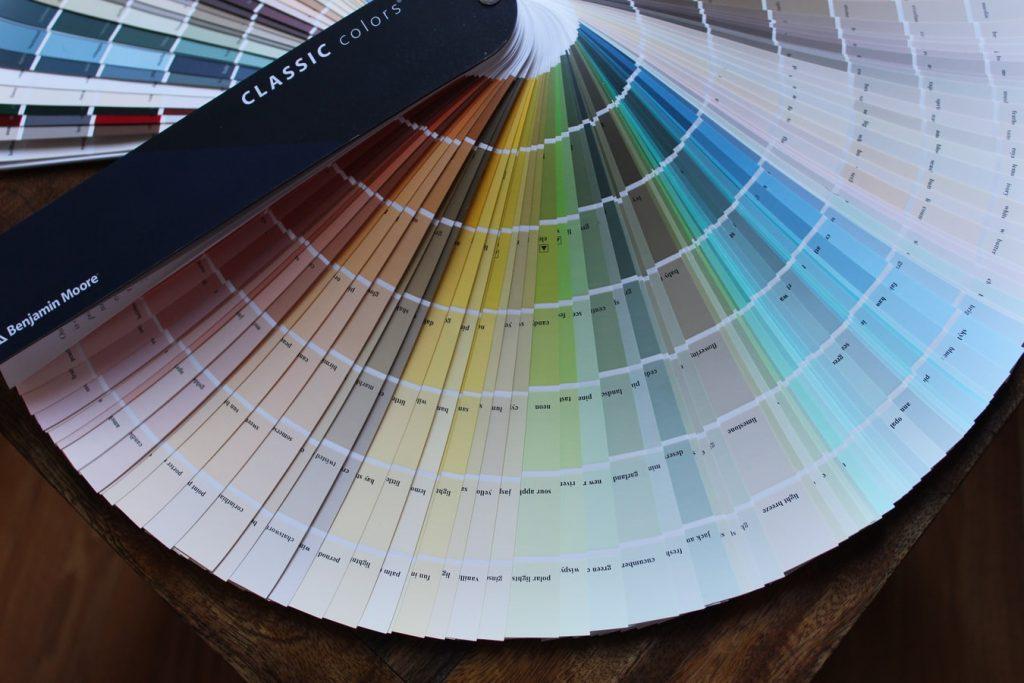 Choix de couleurs